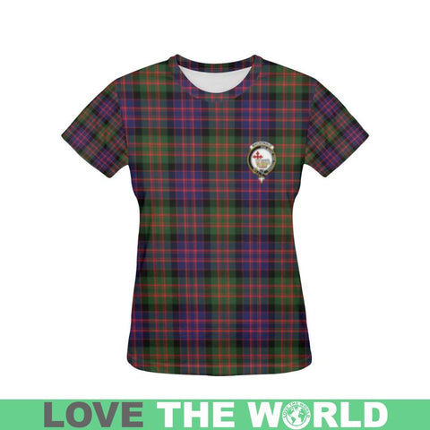 Tartan T-shirt - Macdonald Clan | Over 500 Tartans and 300 Clans | Love Scotland