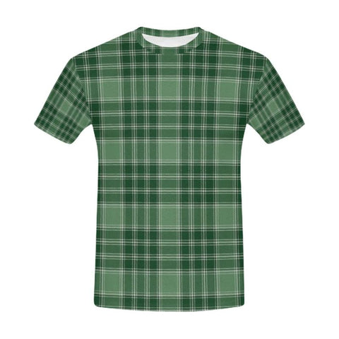 Tartan T-shirt - Macdonald Lord Of The Isles Hunting| Tartan Clothing | Over 500 Tartans and 300 Clans