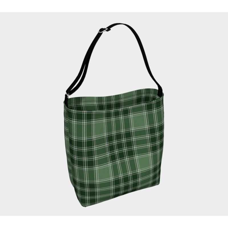 Macdonald Lord Of The Isles Hunting Tartan Day Tote H4