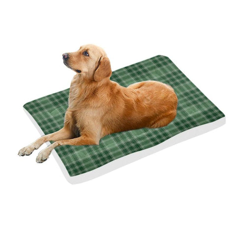 Macdonald Lord Of The Isles Hunting Tartan Pet Bed - M8 Beds