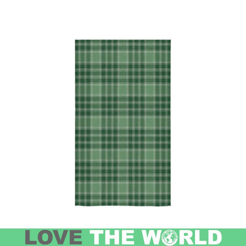 Macdonald Lord Of The Isles Hunting Tartan Towel Th1 One Size / Square Towel 13X13 Towels