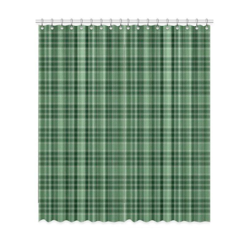 Macdonald Lord Of The Isles Hunting Tartan Window Curtain
