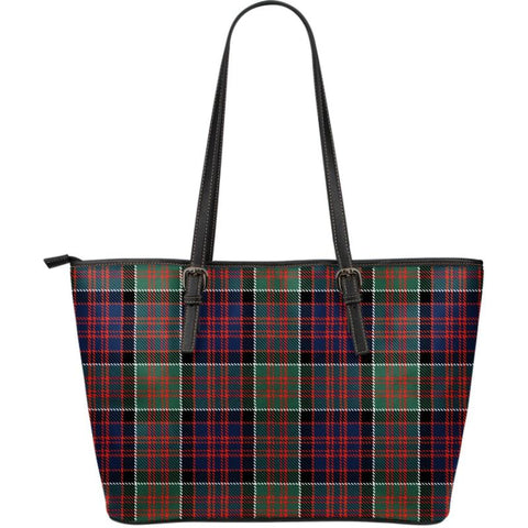 Macdonald (Mcdonald) Tartan Handbag - Large Leather Tartan Bag Th8 |Bags| Love The World