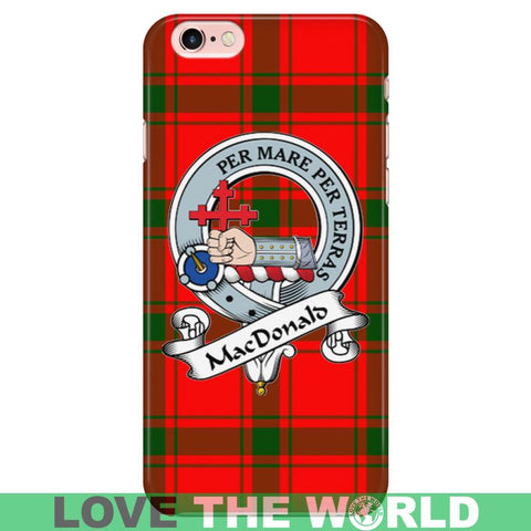 Image of Macdonald Of Sleat Tartan Phone Case C7 Galaxy S5 Cases