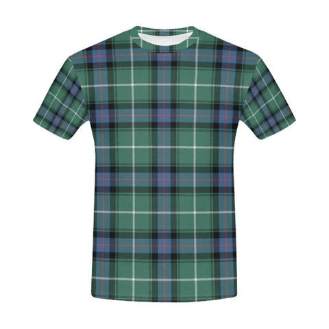 Image of Tartan T-shirt - Macdonald Of The Isles Hunting Ancient| Tartan Clothing | Over 500 Tartans and 300 Clans