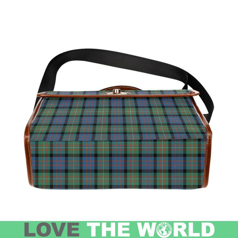 Image of Macdonnell Of Glengarry Ancient Tartan Plaid Canvas Bag | Online Shopping Scottish Tartans Plaid Handbags