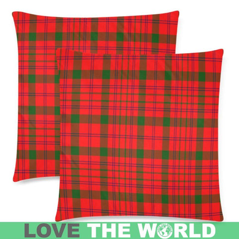 Macdonnell Of Keppoch Modern Tartan Pillow Case Hj4 One Size / Macdonnell Of Keppoch Modern Custom