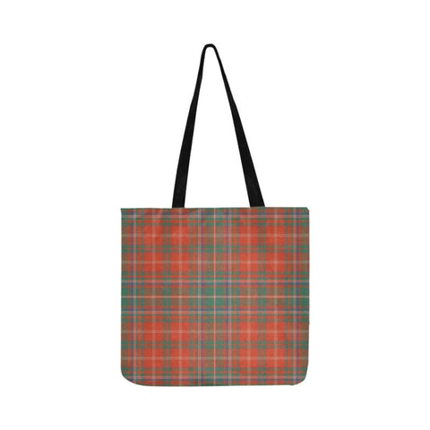 Macdougall Ancient Tartan Reusable Shopping Bag - Hb1 Bags