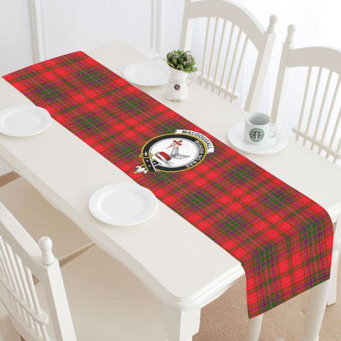 Image of Macdougall Modern Tartan Table Runner - Tn Runners