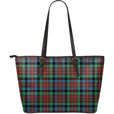 Macduff (Mcduff) Hunting Ancient Tartan Handbag - Large Leather Tartan Bag Th8 |Bags| Love The World