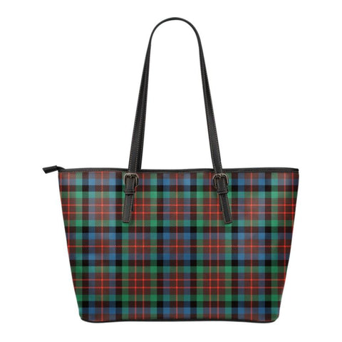 Macduff (Mcduff) Hunting Ancient  Tartan Handbag - Tartan Small Leather Tote Bag Nn5 |Bags| Love The World