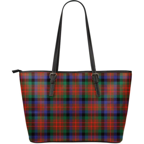 Macduff (Mcduff) Hunting Modern Tartan Handbag - Large Leather Tartan Bag Th8 |Bags| Love The World