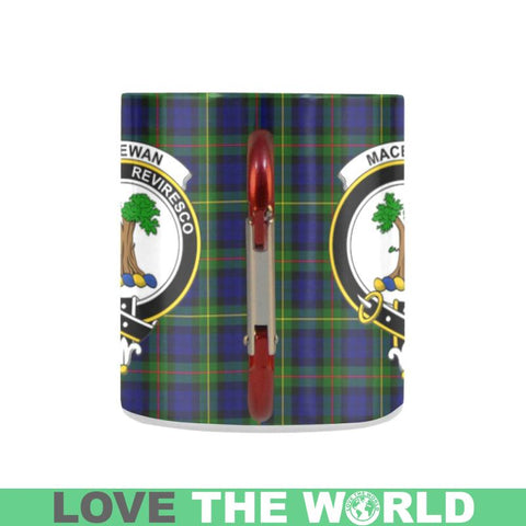 Tartan Mug - Clan Macewan Tartan Insulated Mug A9 | Love The World