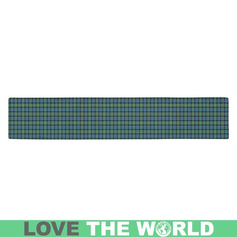 Image of Macewen Ancient Tartan Table Runner - Tn Runners