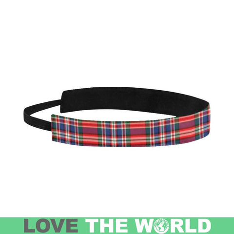 Macfarlane Modern Tartan Sports Headband Ha5 Headbands