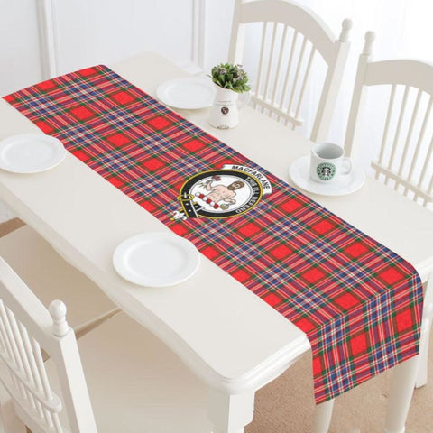 Image of Macfarlane Modern Tartan Table Runner - Tn Runners