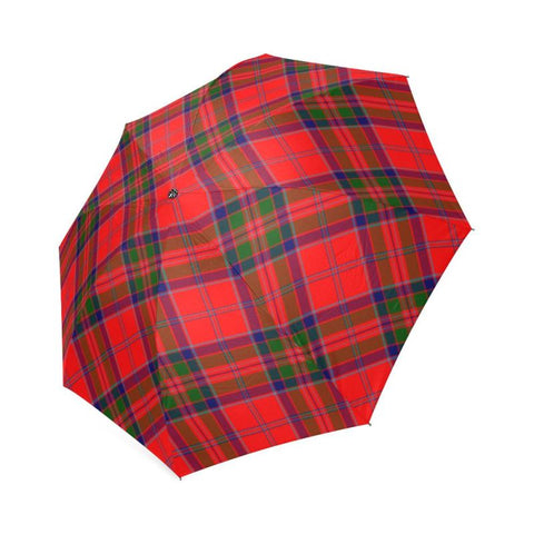 Image of Macgillivray Modern Tartan Foldable Umbrella Th8 |Accessories| 1sttheworld