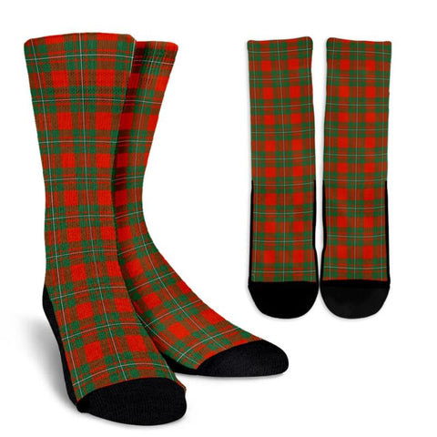 Macgregor Ancient Tartan Socks, scotland socks, scottish socks, Xmas, Christmas, Gift Christmas, noel, christmas gift, tartan socks, clan socks, crew socks, warm socks