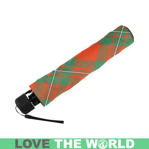 Macgregor Ancient Tartan Foldable Umbrella Th8 |Accessories| 1sttheworld