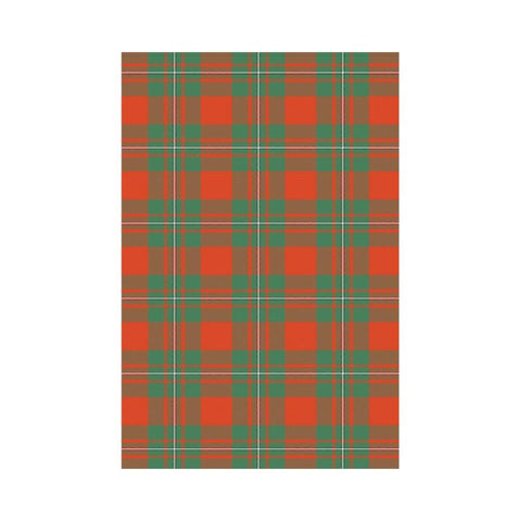 Macgregor Ancient Tartan Flag K5 |Home Decor| 1sttheworld