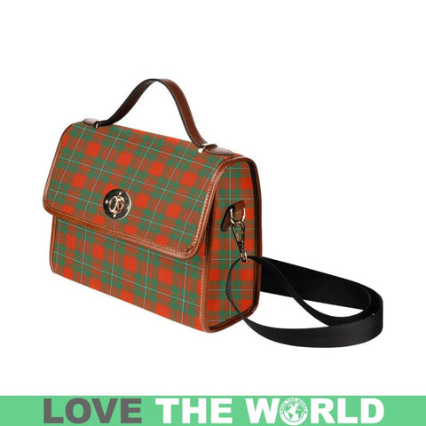 Macgregor Ancient Tartan Plaid Canvas Bag | Online Shopping Scottish Tartans Plaid Handbags