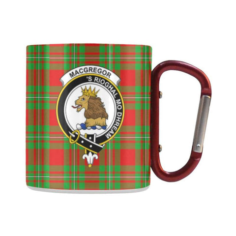 Image of Tartan Mug - Clan Macgregor Tartan Insulated Mug A9 | Love The World