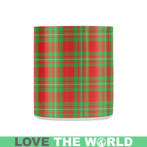 Tartan Mug - Clan Macgregor Tartan Insulated Mug A9 | Love The World