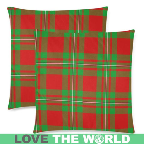 Macgregor Modern Tartan Pillow Cases Hj4 One Size / Macgregor Modern Back Custom Zippered Pillow