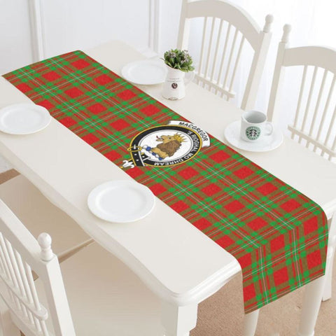 Image of Macgregor Modern Tartan Table Runner - Tn Runners