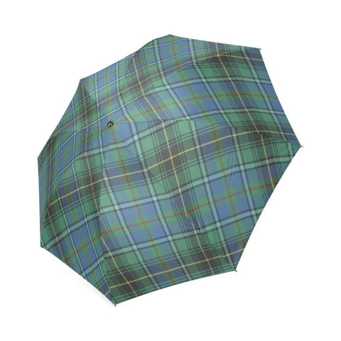 Macinnes Ancient Tartan Foldable Umbrella Th8 |Accessories| 1sttheworld