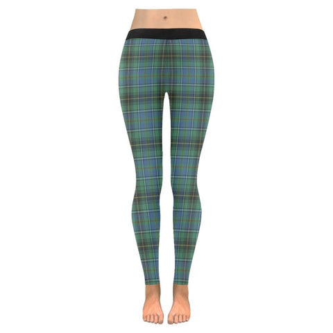Macinnes Ancient Tartan Legging S1 Low Rise Leggings
