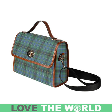 Macinnes Ancient Tartan Plaid Canvas Bag | Online Shopping Scottish Tartans Plaid Handbags