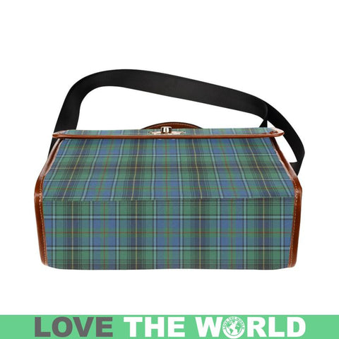 Image of Macinnes Ancient Tartan Plaid Canvas Bag | Online Shopping Scottish Tartans Plaid Handbags