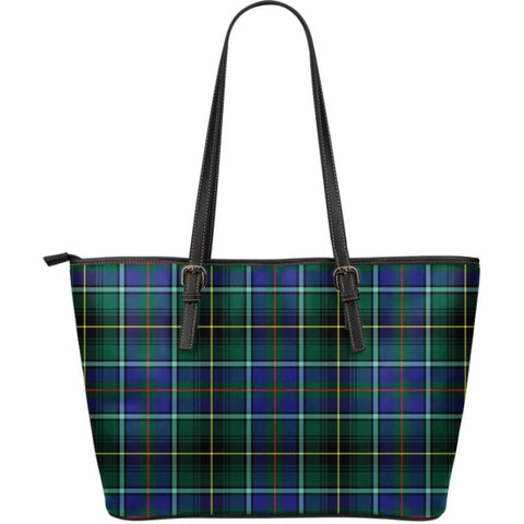 Macinnes (Mcinnes) Modern Tartan Handbag - Large Leather Tartan Bag Th8 |Bags| Love The World