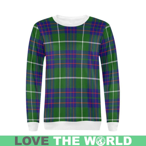 Image of Macintyre Hunting Modern Tartan Sweatshirt Nn5 |Clothing| 1sttheworld