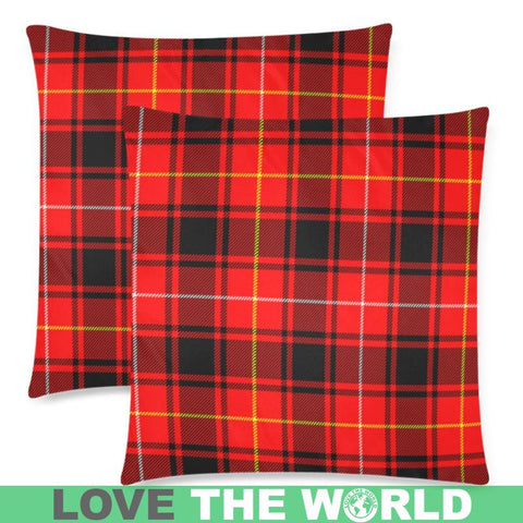Macintyre Modern Tartan Pillow Cases Hj4 One Size / Macintyre Modern Back Custom Zippered Pillow