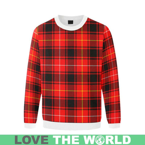 Image of Macintyre Modern Tartan Sweatshirt Nn5 |Clothing| 1sttheworld