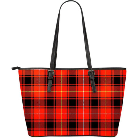 Maciver (Mciver) Modern Tartan Handbag - Large Leather Tartan Bag Th8 |Bags| Love The World