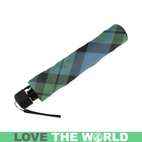Image of Mackay Ancient Tartan Foldable Umbrella Th8 |Accessories| 1sttheworld