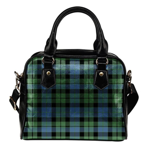 Tartan Shoulder Handbag - Mackay Ancient