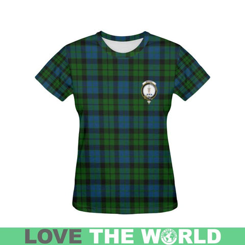 Tartan T-shirt - Mackay Clan| Tartan Clothing | Over 500 Tartans and 300 Clans