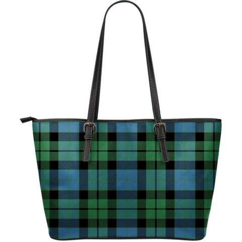 Mackay (Mckay) Ancient Tartan Handbag - Large Leather Tartan Bag Th8 |Bags| Love The World