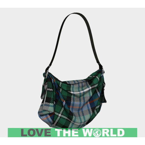 Mackenzie Dress Ancient Tartan Origami Tote D5 Bags