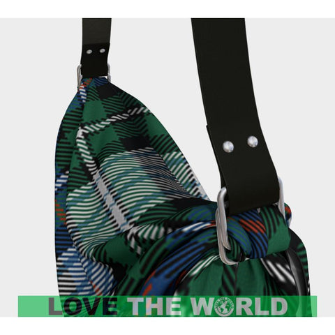 Image of Mackenzie Dress Ancient Tartan Origami Tote D5 Bags