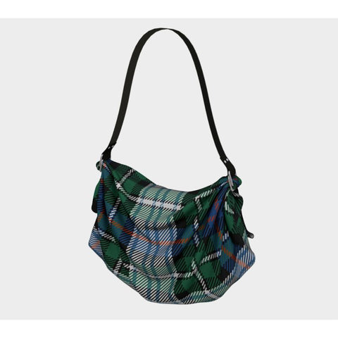 Mackenzie Dress Ancient Tartan Origami Tote H5 Bags