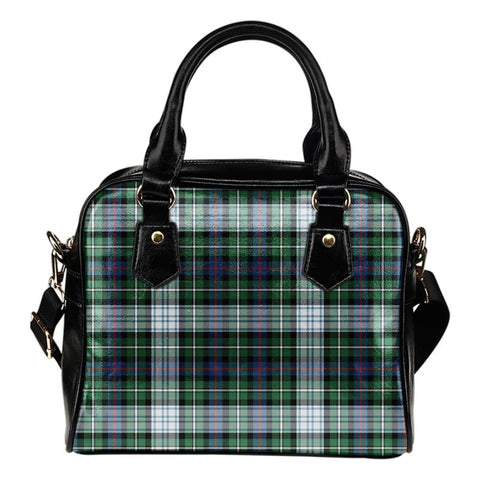 Mackenzie Dress Ancient Tartan Shoulder Handbag - Bn Handbags