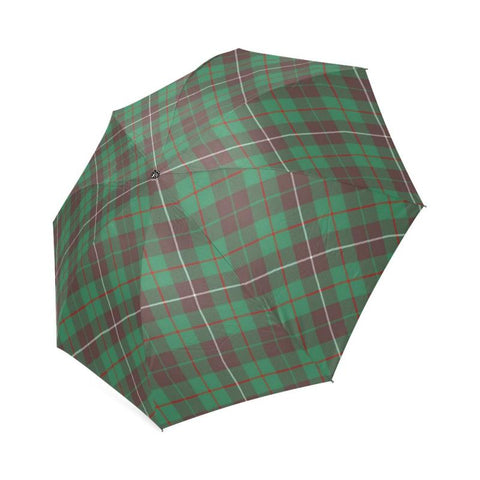 Mackinnon Hunting Ancient Tartan Foldable Umbrella Th8 |Accessories| 1sttheworld