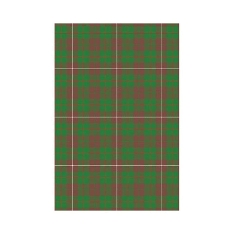 Mackinnon Hunting Modern Tartan Flag K5 |Home Decor| 1sttheworld