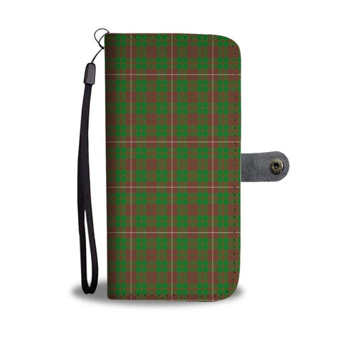 Tartan Wallet Case - Mackinnon Hunting Modern | Scottish Wallet Case | 1sttheworld