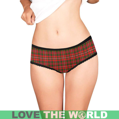 Mackinnon Modern Tartan Briefs Hj4 Xs / Womens All Over Print Boxer Briefs (Model L13)
